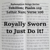 Download Royally Sworn to Just Do it! Mp3