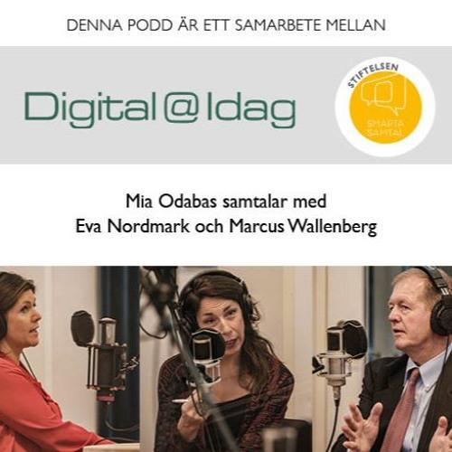 Digital@idag I Smarta samtal #1 - Marcus Wallenberg och Eva Nordmark