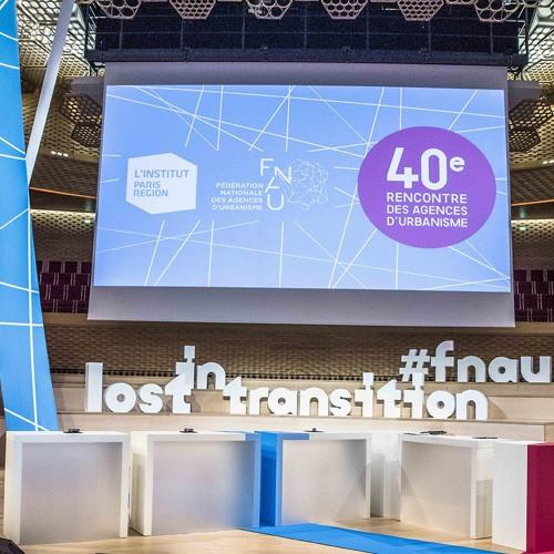 """40e rencontre des agences d'urbanisme : les territoires sont-ils """"lost in transition"""" ?"""