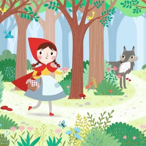 Little Red Riding Hood - Nursery Rhyme - Audio Book