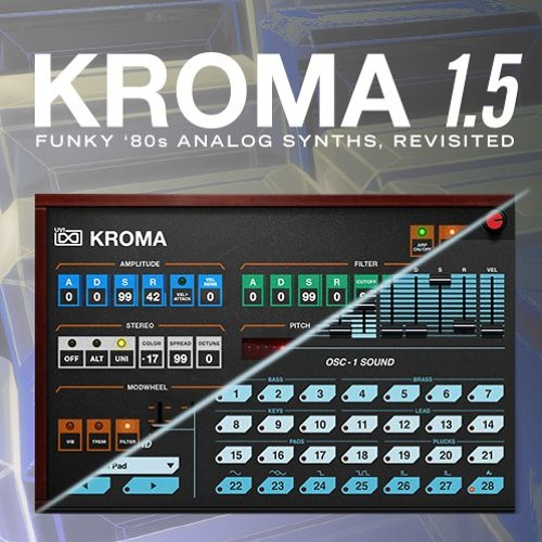 Kroma 1.5 | Those Days by Adrian Schinoff