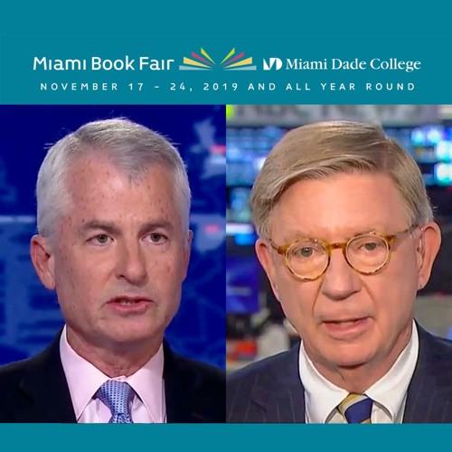 11/19/19 - Miami Book Fair authors George Will, former Dpt. CIA Dir. Philip Mudd and Oscar Caceres