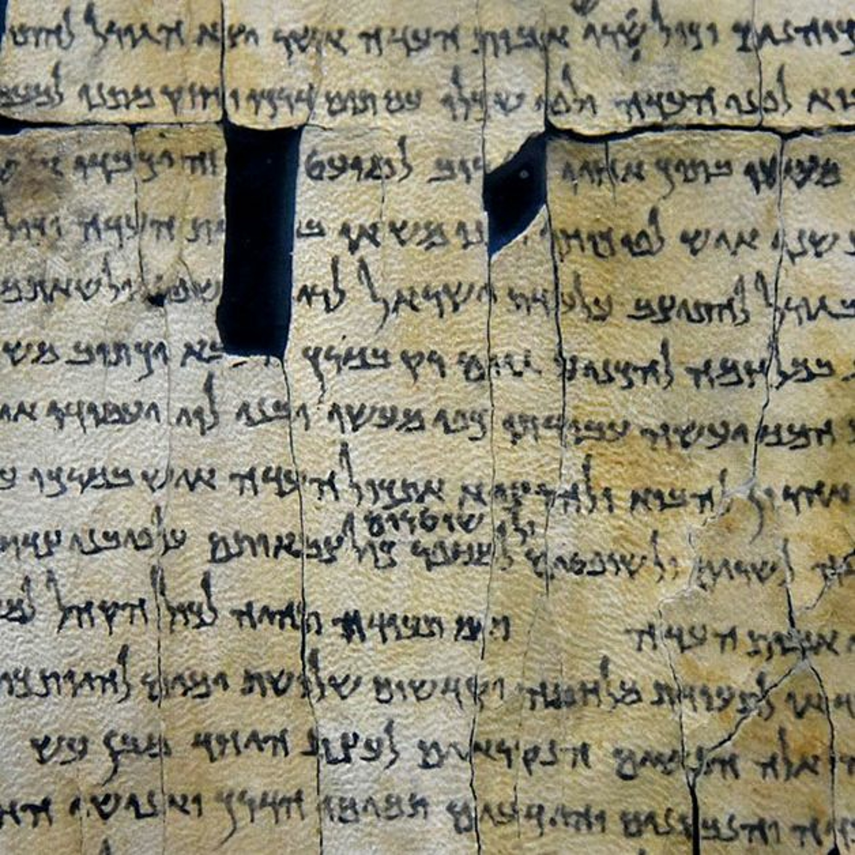 How the Dead Sea Scrolls Shed Light on...