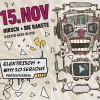 Felix Eul @ Die Rakete - Elektrisch 15.11.2019