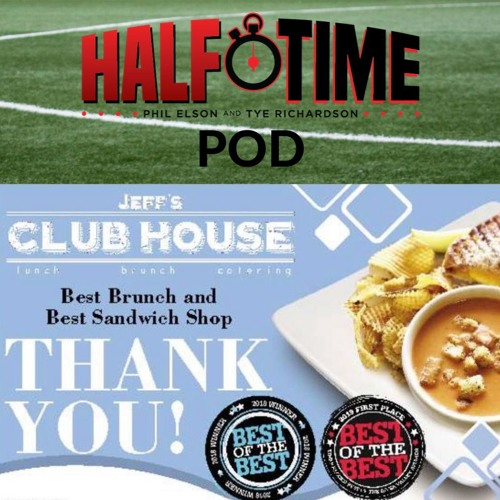 🕛 Halftime Pod presented by Jeff's Clubhouse — Arkansas football is not a Top 7 SEC job