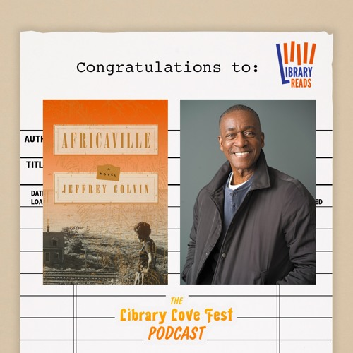 AFRICAVILLE by Jeffrey Colvin Selected as a December LibraryReads Pick!