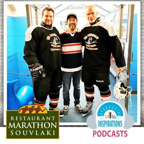 Les Hiboux De Montreal - Montreal's blind hockey team!