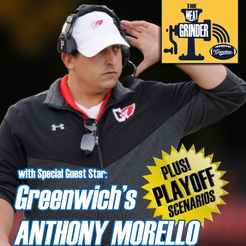 The Meat Grinder S2 E11: Greenwich's Anthony Morello plus Week 11 playoff scenarios