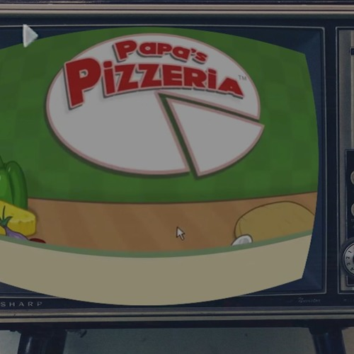 Papa's Pizzaria (Feat. Rowan Johnson)