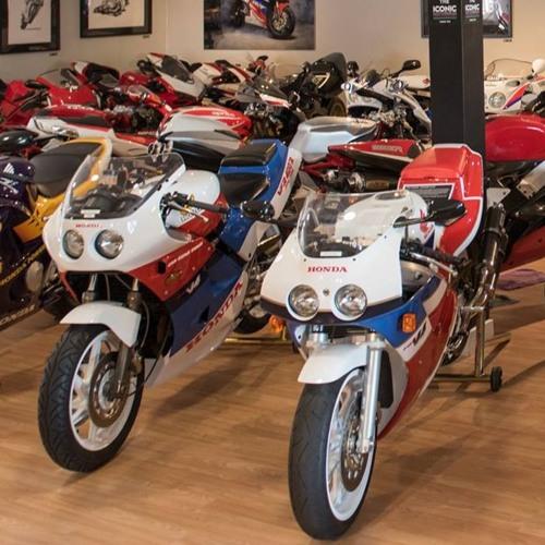 Podcast 340: Iconic Motorbikes
