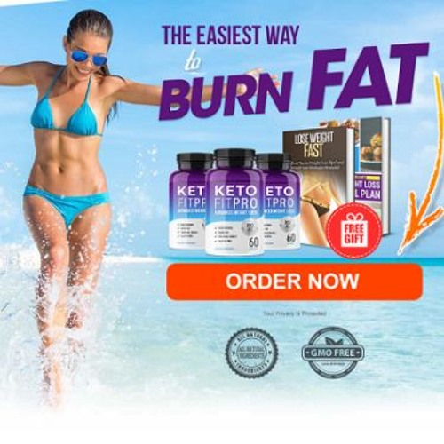 Keto Fit Pro - Reduces The Fat Content Form The Body