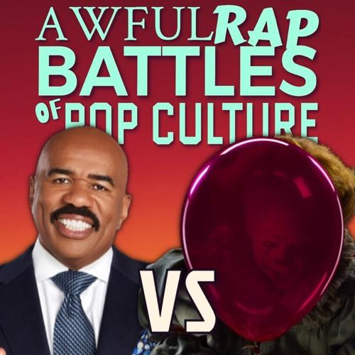 Steve Harvey vs Pennywise. Awful Rap Battles of Pop Culture - S2E6