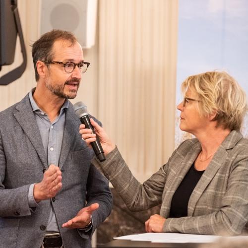 Talkshow Amsterdam - 13 september