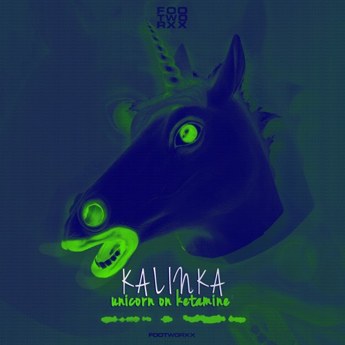 UNICORN ON KETAMINE - KALINKA - FOOTWORXX DIGI103