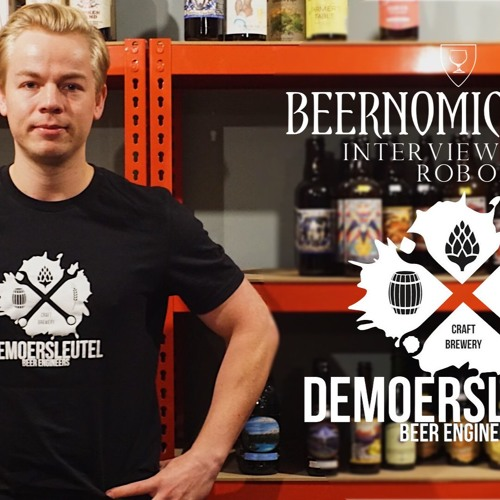 Beernomicon LX - Interview with Rob of De Moersleutel