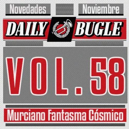 Vol. 58: 'Murciano Fantasma Cósmico'