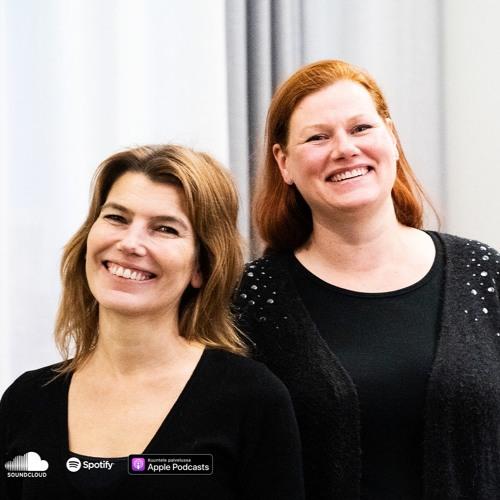 Jakso 32: Anu Niemonen & Minna Haapala & Vaikuttavan mainonnan reseptiikkaa