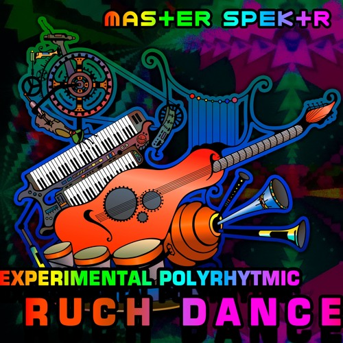Experimental Polyrhytmic Ruch Dance