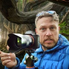 Music producer turned pro photographer Gavin Hardcastle doesn't look back