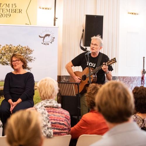 Talkshow Enschede - 1 november