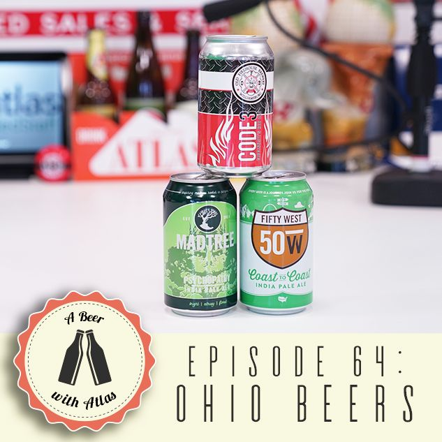 Ohio Beers - A Beer With Atlas 64