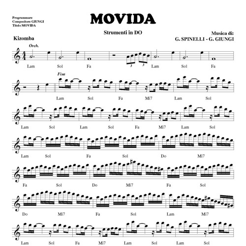 MOVIDA  (Kizomba x Fisa)   -   PLAY