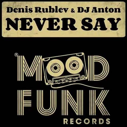 Denis Rublev & DJ Anton - Never Say (Extended Mix)