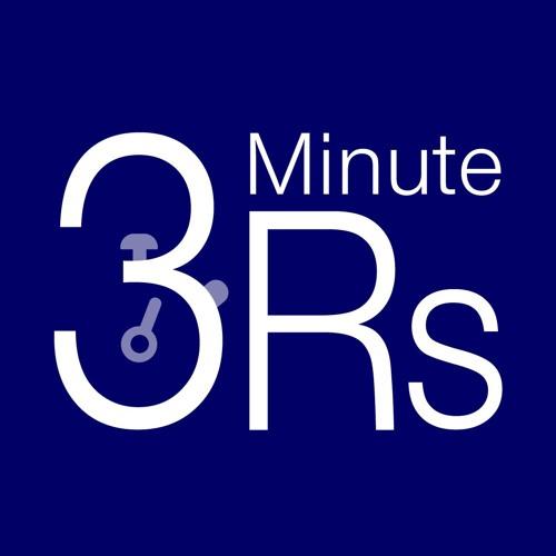 3 Minute 3Rs November 2019