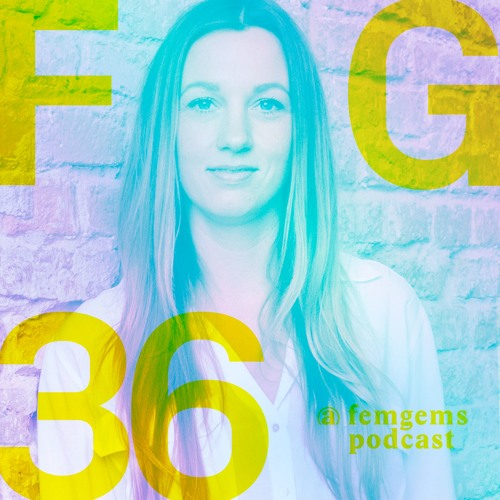 Learning and growing is the most amazing thing you can do /with FemGem36 Hester Hilbrecht