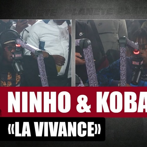 La vivance (feat. Koba LaD)