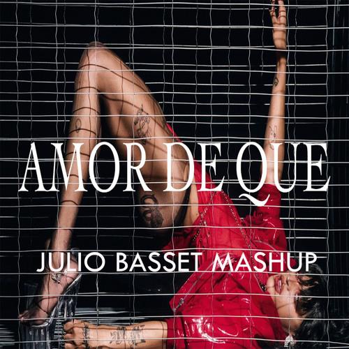 Pabllo Vittar, Zambianco - Amor de Que (Julio Basset 2k19 PVT Mashup)