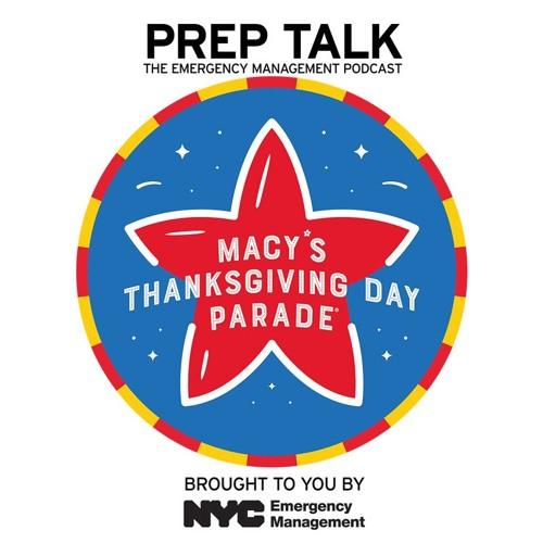 Prep Talk - Episode 42: Macy's Thanksgiving Day Parade 2019