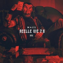 "[FREE] Maes x Ninho Type Beat - ""REELLE VIE"" | Rap Instrumental 2019"