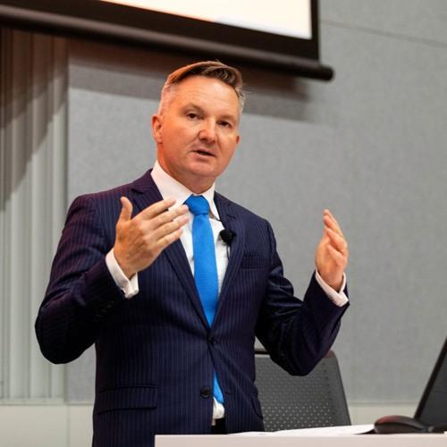 9th Annual Warren Hogan Memorial Lecture - Hon Chris Bowen MP