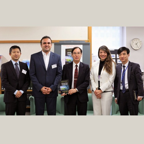 ADBI book launch of Achieving Energy Security in Asia