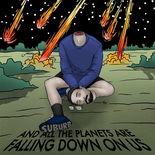 And All The Planets Are Falling Down On Us... (EP)