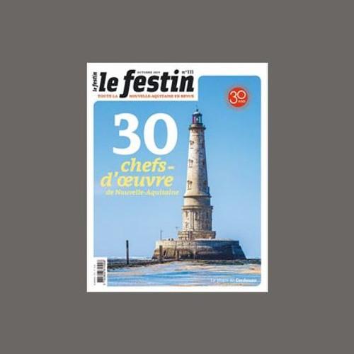 30 ans des éditions du Festin