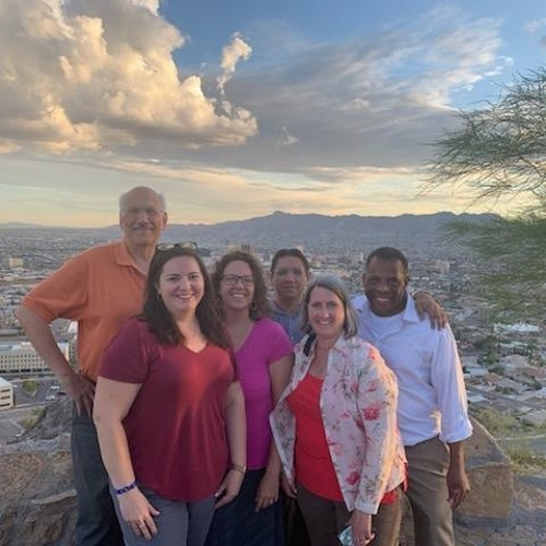 A Fishbowl Conversation with Our Presbytery's Delegation to the Southern Border