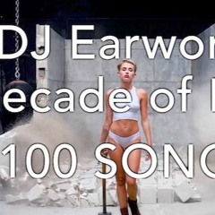 DECADE OF POP - 100 SONG MASHUP