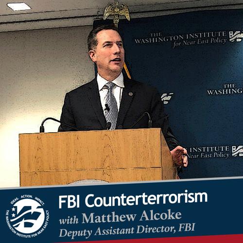 FBI Counterterrorism with Matthew Alcoke
