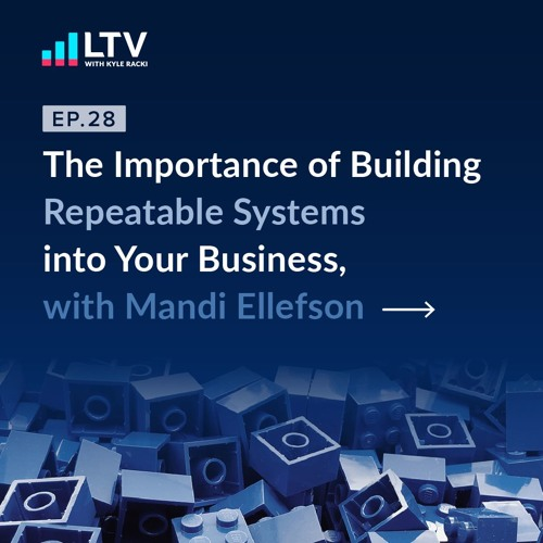 The Importance of Building Repeatable Systems into Your Business, with Mandi Ellefson | Ep 28