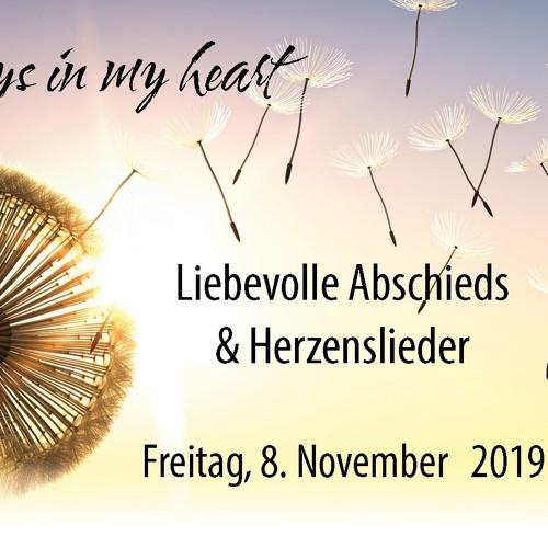 """""""Always in my Heart"""" Life Mitschnitt Michael Stillwater, Georgina Demmer, Susanne Goebel, Michael Wimmer"""