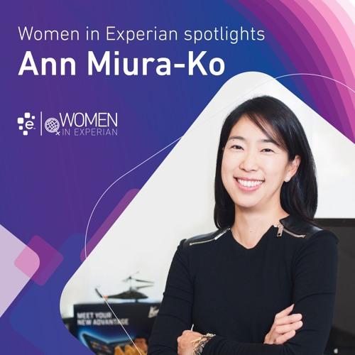 Ann Miura-Ko Podcast