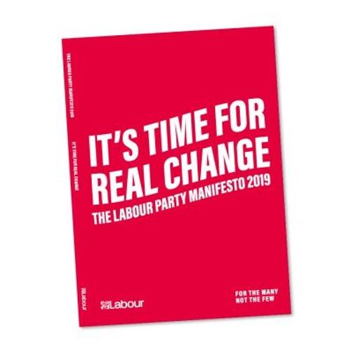 BBC Radio 5 - Reaction To Labour's 2019 Manifesto 22:11:19, 12.59 AM