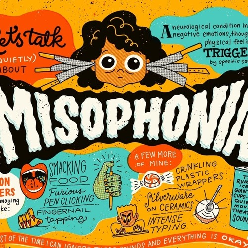 Is This Misophonia (Short Experimental Podcast by Andreea Coscai)