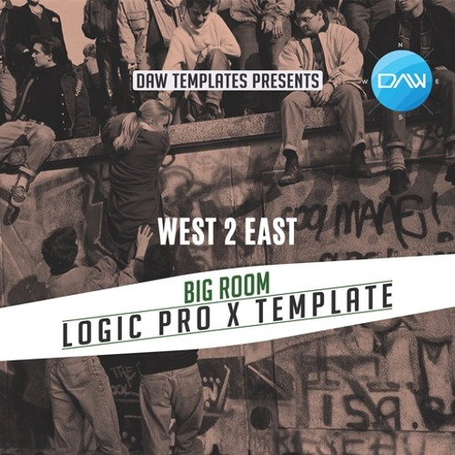 West 2 East Logic Pro X Template