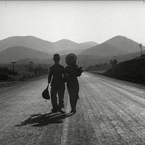"""""""Les temps modernes"""" de C. Chaplin"""