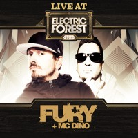 Fury + MC Dino - Live at Electric Forest 2019