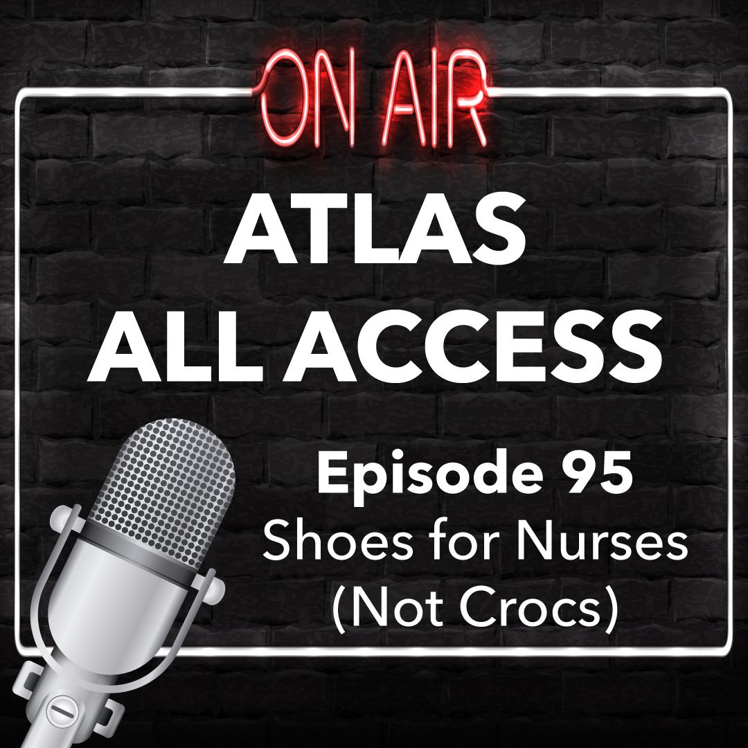 Nike Air Zoom Pulse - Shoes for nurses and healthcare professionals - Atlas All Access 95