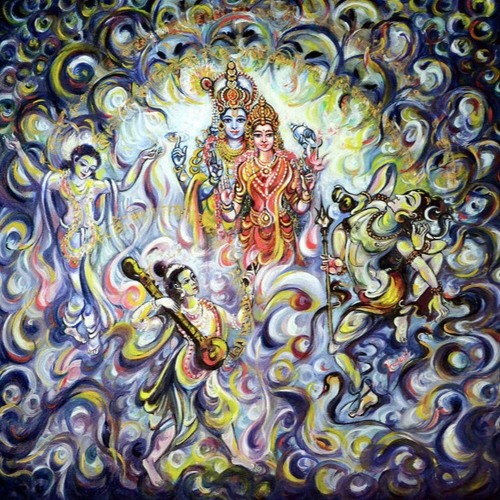 Shivanda - The Dance Of Saraswati (darkpsy)